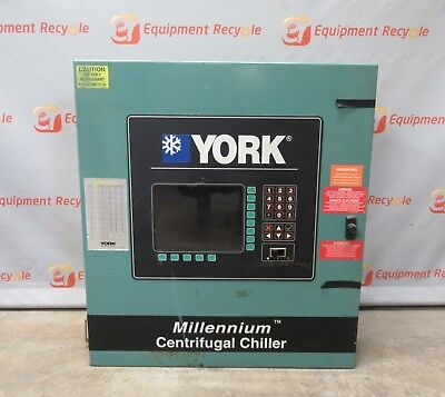 York 371 371-02264-105 Millenium Centrifugal Chiller Optiview Liquid Control