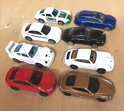 Hot wheels PORSCHE AUDI BMW job Lot