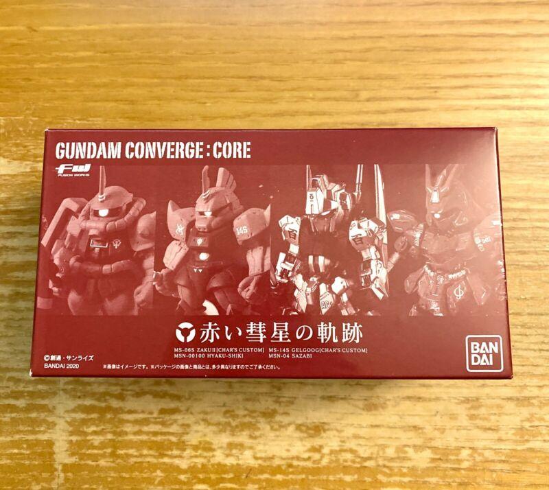 Bandai Premium FW GUNDAM CONVERGE: CORE LEGACY OF THE RED COMET
