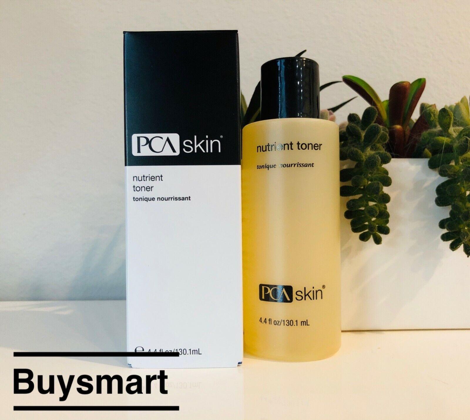 New PCA Skin Nutrient Facial Moisture Toner 4.4oz / 130ml w/