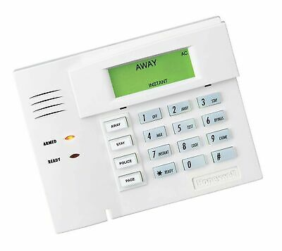 Honeywell Ademco 6150 Fixed Display Keypad