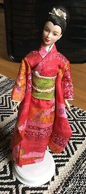 Barbie Dolls Of The World Geisha