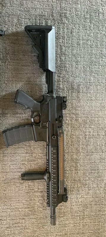 S&T ST-57 Full Metal Aeg Rifle