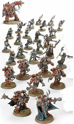 NOS - Warhammer 40k: Armies of Vengeance Chaos Space Marines Half