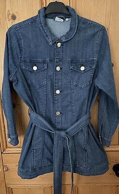 women's denim jacket size 16 Used Simply Be Junarose