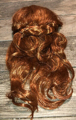 Disney Frozen 2 Anna Wig Hair BRAND NEW Costume Cosplay Halloween Dress Up