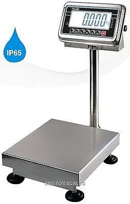 200 X 0.05 Lb Ntep Legal For Trade Washdown Digital Bench Scale 16x20 Shipping