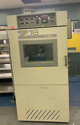 Cincinnati Sub-zero Zh-16-2-2-hac Environmental Chamber -73c To 90c 10-95rh