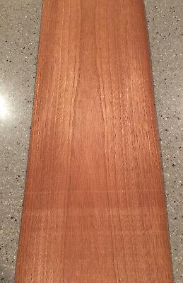 Sapele Wood Veneer 5 Sheets 24 X 9 7 Sq Ft