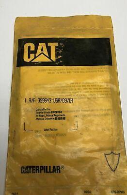 New Caterpillar Cat 3s-9643 Or 3s9643 Ptfe Lip Seal New Oem Part Free Ship