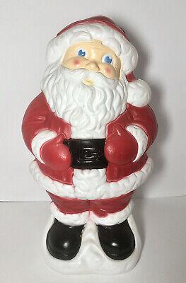 "Vintage Grand Venture Blow Mold Christmas Santa Claus 1999 18"" tall"