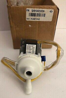 Hvac Part Pump Pld Pn U41001539p220db-030r4r17 New-rare Vintage-ships N 24 Hr