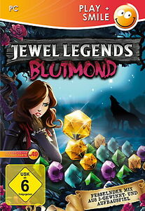 JEWEL LEGENDS * BLUTMOND * DENKSPIEL  PC