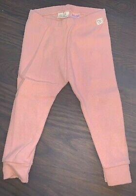 Zara Girl Baby Knit Legging Pants 9-12M