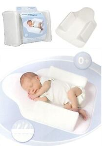 BRAND SAFE COTTON PAD BABY ANTIROLL ANTI ROLLOVER SLEEP SAFE MAT PILLOW CHILD