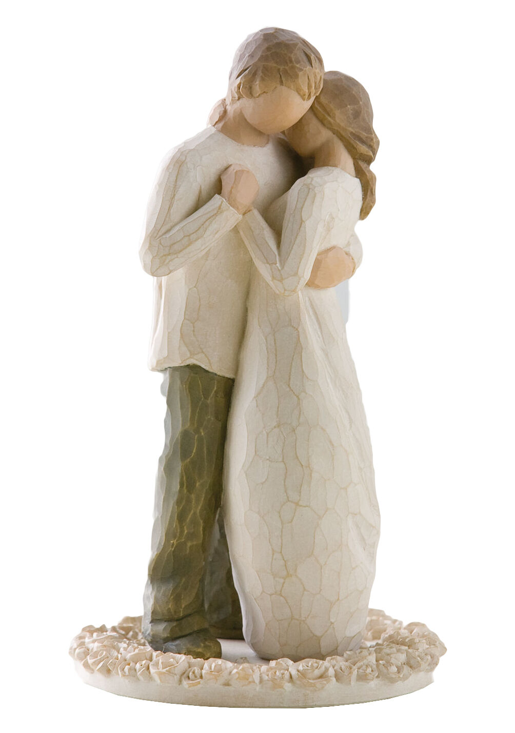 DEMDACO design for the home Willow Tree Promise Cake Topper Susan ...