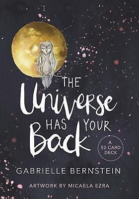 The Universe Has Your Back  A 52 Card Deck By Gabrielle Bernstein