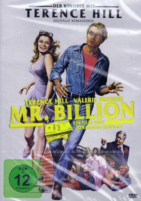 DVD NEU/OVP - Mr. Billion - Terence Hill & Valerie Perrine