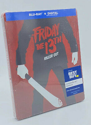 Halloween 2019 Friday 13 (Friday the 13th  [2019]  Blu-ray+Digital; Killer Cut, Only @ Best Buy)