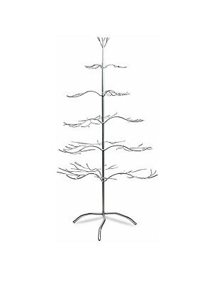 Tripar Metal Ornament Display Tree And Jewelry Organizer 36 Wire Ornament ...