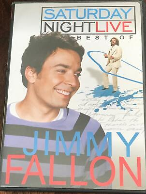 SATURDAY NIGHT LIVE:  Best of Jimmy Fallon LN DVD,