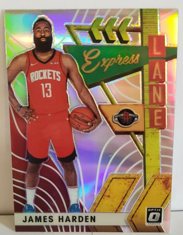 Icon Edition G-III Sports Mens Rockets James Harden #13 Red 2019-2020 Jersey
