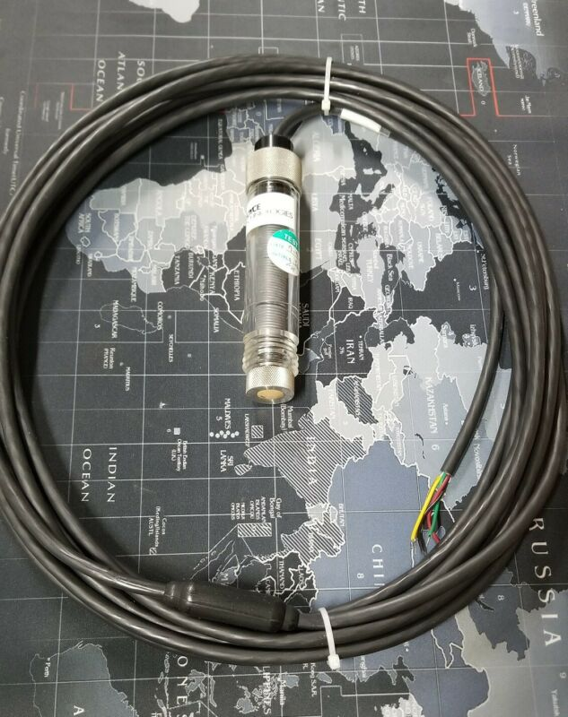 Royce Dissolved Oxygen Sensor' Model 96A w/25 ft Cable