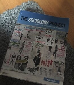 The sociology projecy
