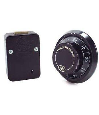 Sargent Greenleaf Sg 6730-100 New Safe Dial Lock Jewelry Gun Safe