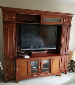 Entertainment Center for Sale