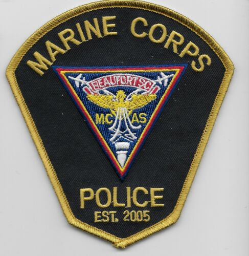USMC US Marine Corps Law Enforcement Police Beaufort South Carolina Air Station