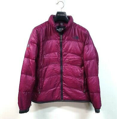 [THE NORTH FACE] WOMEN'S 800 FILLS SUMMIT SERIES GOOSE DOWN PUFFER JACKET SIZE L