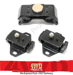 Engine-Gearbox-Mount-SET-Toyota-Hilux-LN106-2-8-3L-88-97