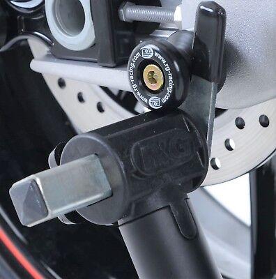 R&G RACING PAIR M8 REAR SWING ARM BOBBINS for Kawasaki Z650 (2017)