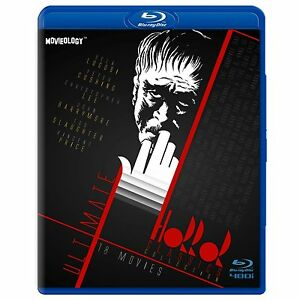 Ultimate Horror Classics Collection (SD Blu-Ray) Vincent Price Peter Cushing