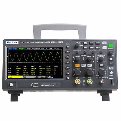 Hantek Dso2c10 Oscilloscope
