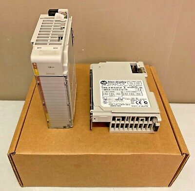 Allen Bradley 1769-if4fxof2f Compactlogix High Speed 4 In2 Out Analog Module