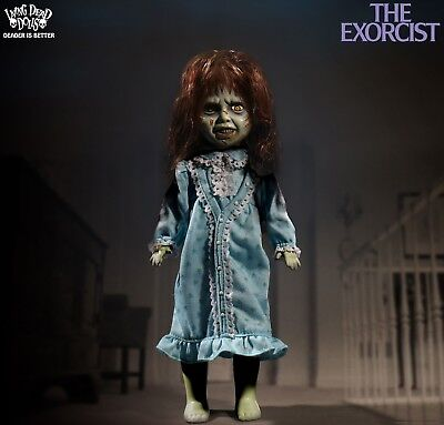 Mezco Toyz Living Dead Dolls 10-inch The Exorcist REAGAN - Exorcist Halloween Decoration