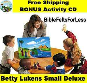 BETTY-LUKENS-SMALL-DELUXE-BIBLE-IN-FELT-Flannel-Boards