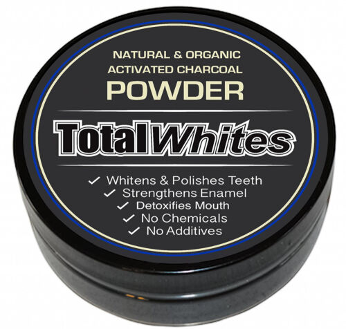 Natural+Organic+Activated+Charcoal+powder+Teeth+Whitening%2C+%27Total+Whites%27+60ml.