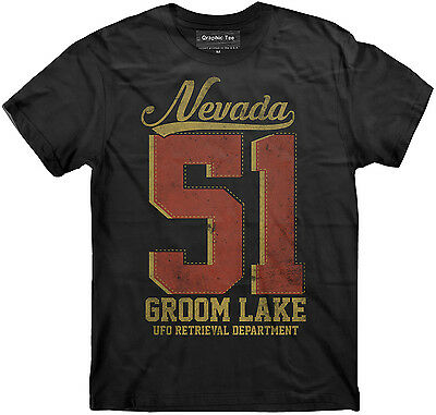 Area 51 Groom Lake T Shirt  Property Of Area 51 T Shirt  Ufo  Nevada T Shirt