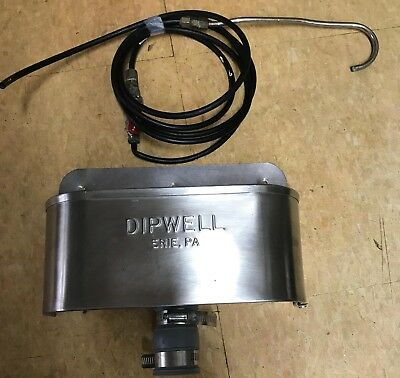 Dipwell Brand Ice Cream Dipwell Used But In Great Condition Original Erie Pa