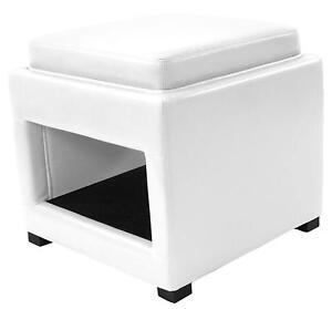 storage stools ebay
