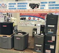 GET NEW FURNACE AND AIR CONDITIONER FOR JUST $1950 INSTALLED