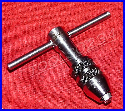 (General 163 Tap Wrench T- Handle for Tap Reamer Extractor #0 - #8 High Quality )