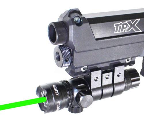 tippmann tipx Upgrades Sight Green dot paintballing woodsball accessories new