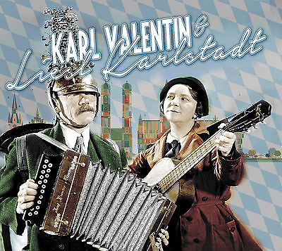 CD Karl Valentin & Liesl Karlstadt