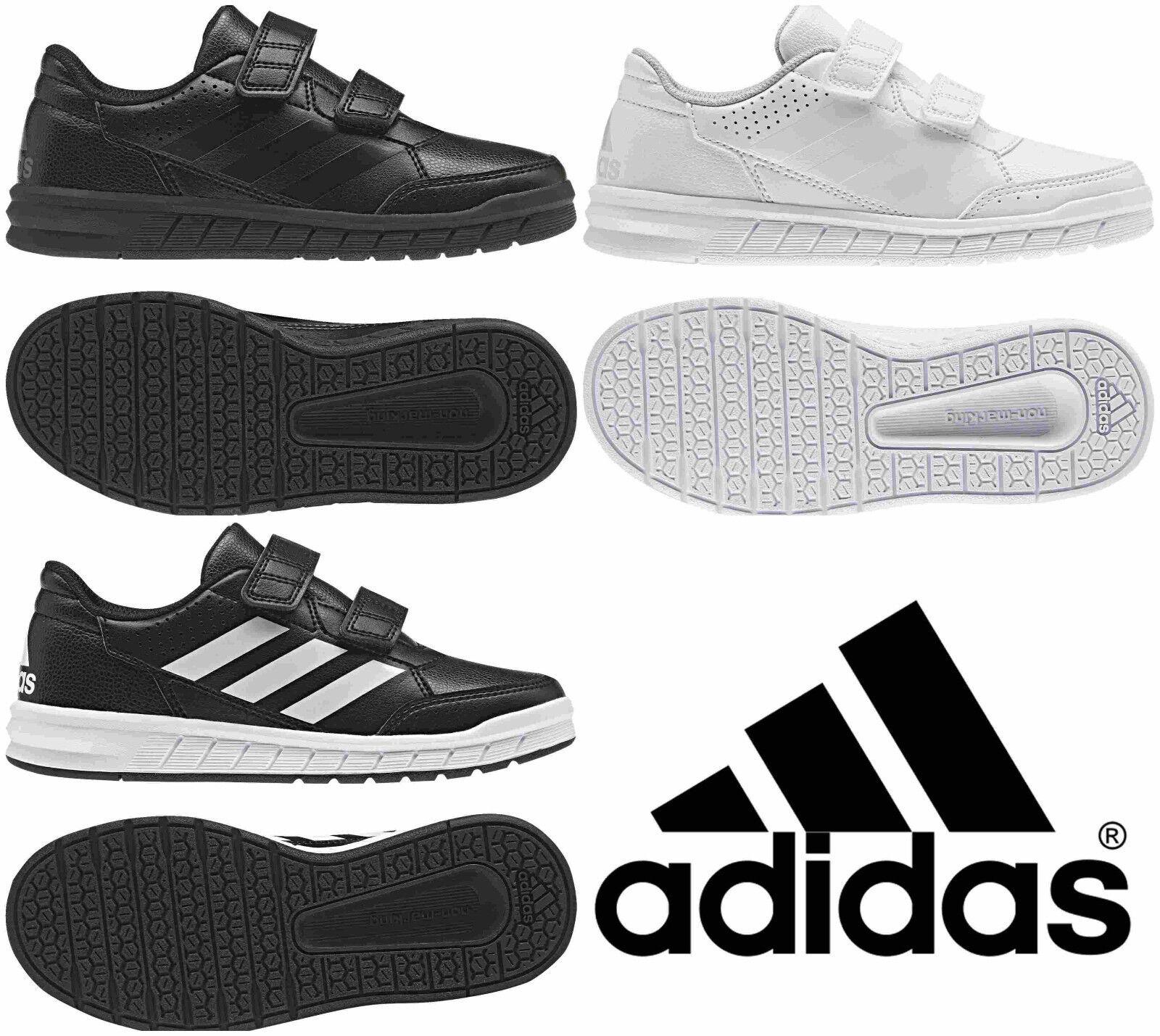 Adidas Boys Shoes Kids Altasport School Casual Running Train