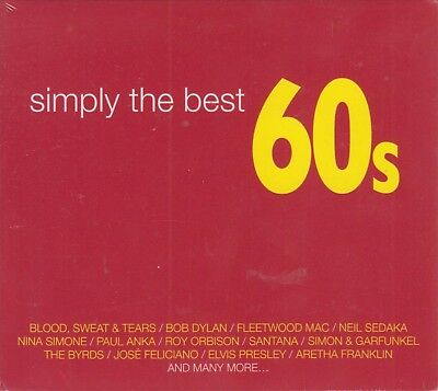 Simply The Best 60s (Various Artist) 190759035924 - BRAND NEW SHIPS (Simply The Best Music)