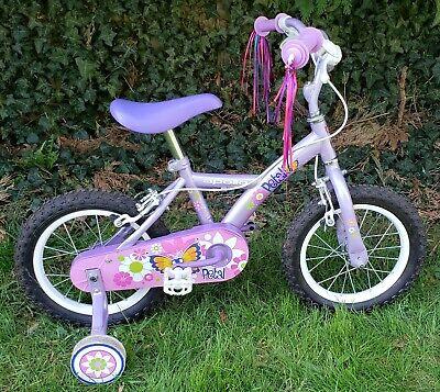"""Halfords Apollo Petals Bike 14"""" wheels. Excellent used condition"""